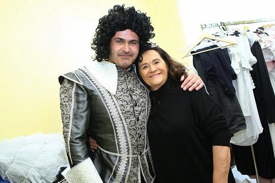 S principálkou Hanou Gregorovou