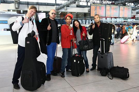 Radek Banga a jeho kapela Gypsy.cz koncertovala na Ukrajině.