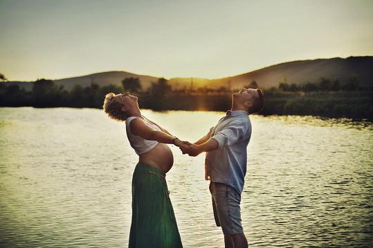 Fotky jsou opravdu romantické.