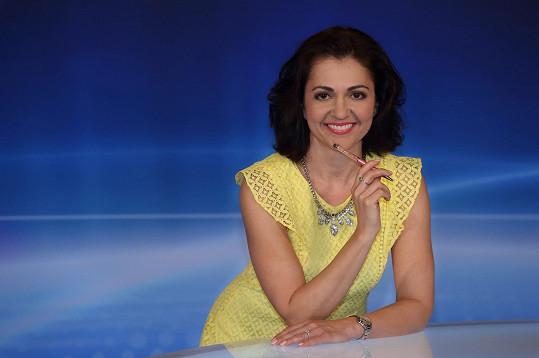 Eva Borská jako moderátorka Našich zpráv končí.