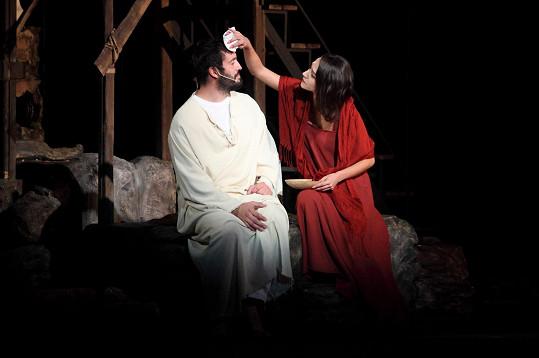 S Máří Magdalénou v podání Evy Burešové.