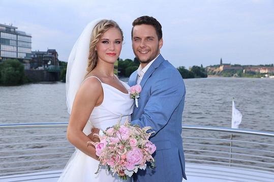 Mirka a Petr jsou čtvrtým párem sociálního experimentu Svatba na první pohled.