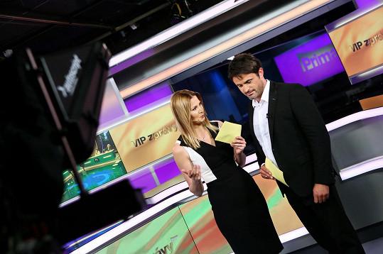 Ivana Gottová včera naposledy moderovala VIP zprávy.