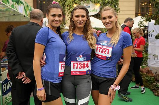 Zorka Hejdová běžeckou akci nevnímá jako závod, ale jako dámskou jízdu.