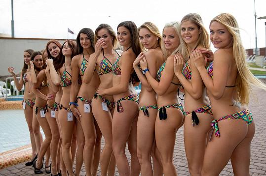 Dvanáctka dívek z druhého semifinále