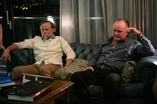 Hvězdami snímku budou Karel Roden a Igor Bareš.