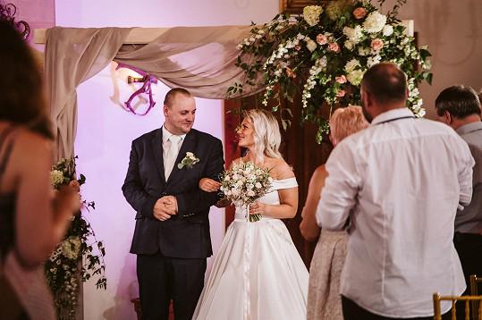 Simonu a Radka spojila reality show Svatba na první pohled.