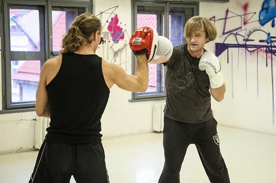 Na Rockyho trénuje už i Kryštof Michal