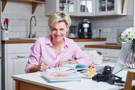 Míša Landová je autorkou blogu Víkendové pečení a novou porotkyní pořadu Peče celá země.