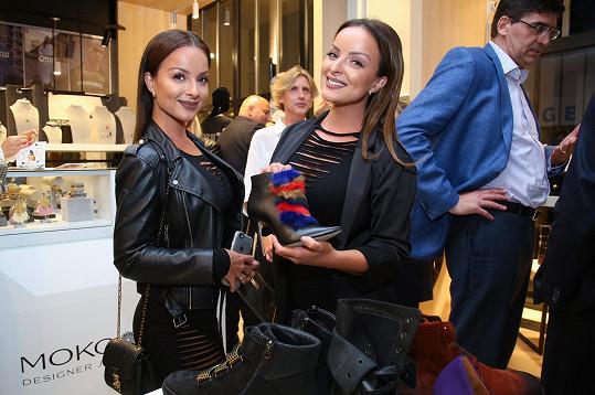 Veronika a Daniela Nízlovy