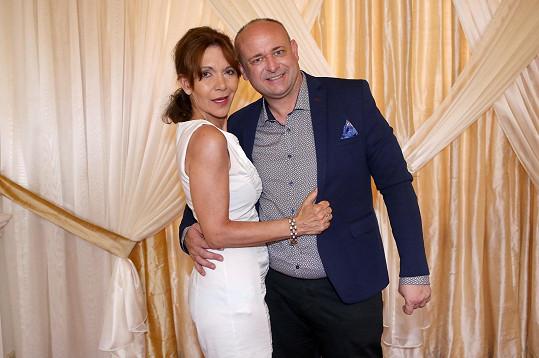 S jejím organizátorem Davidem Novotným
