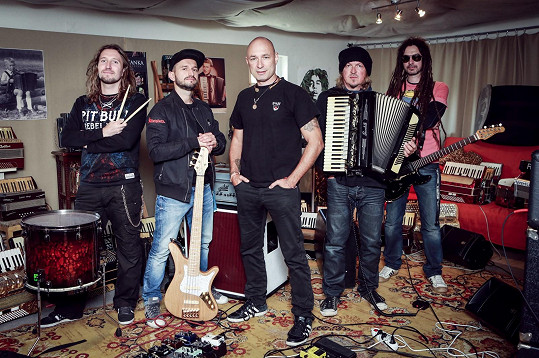 Daniel Landa a jeho kapela