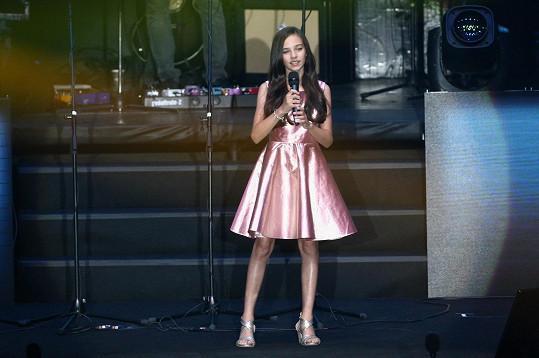 Charlotte Gottová zpívala s tatínkem