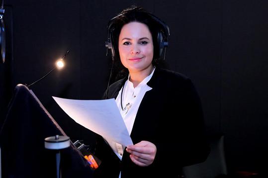 Jitka Čvančarová zazpívala píseň k seriálu Černé vdovy.