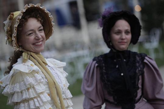 Výpravný historický seriál má dvanáct dílů.