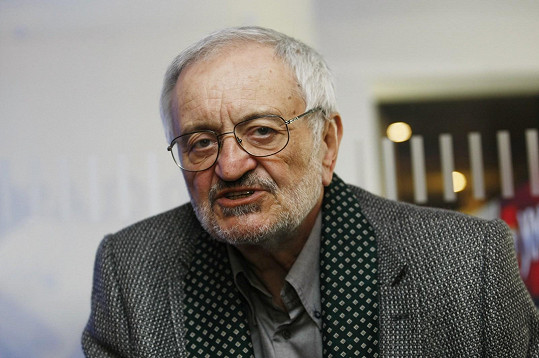 Milan Lasica nedávno oslavil 80. narozeniny.