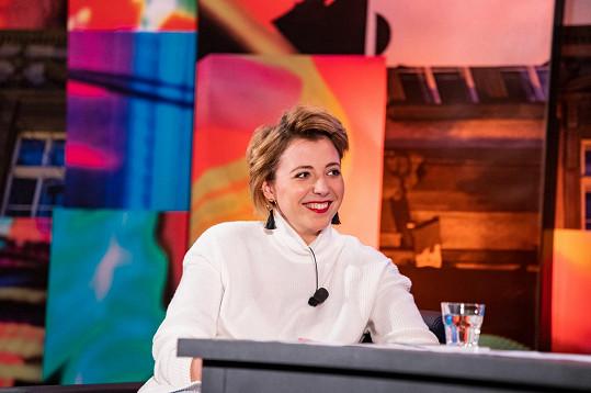 Anička Slováčková zhodnotila, jak se jí daří s prodejem její desky.