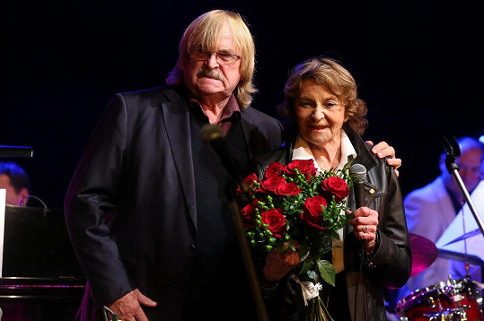Na oslavě nechyběl ani hudební skladatel Karel Vágner.