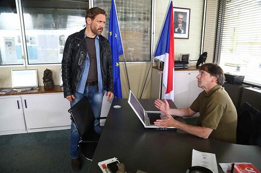 David Matásek a Ondřej Pavelka