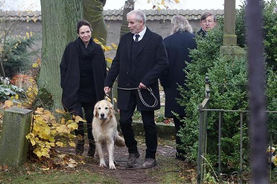 Druhá série odstartovala natáčením na hřbitově.