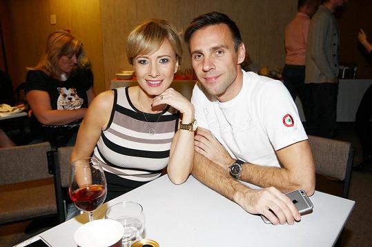 S kolegou Romanem Vojtkem