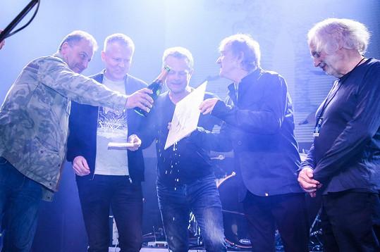 Miro Žbirka křtil už čtrnácté album.