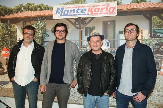 S tvůrci seriálu Monte Carlo
