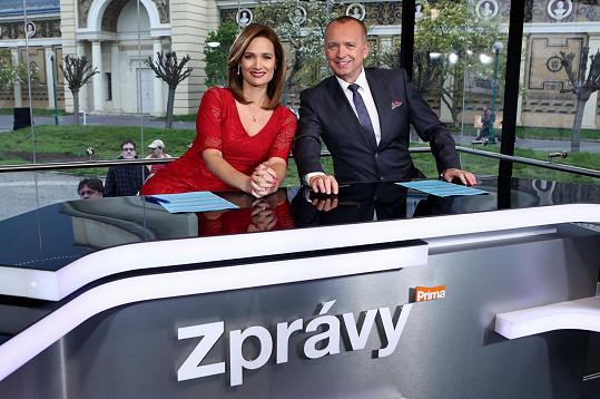 Klára Doležalová a Karel Voříšek zůstávají.