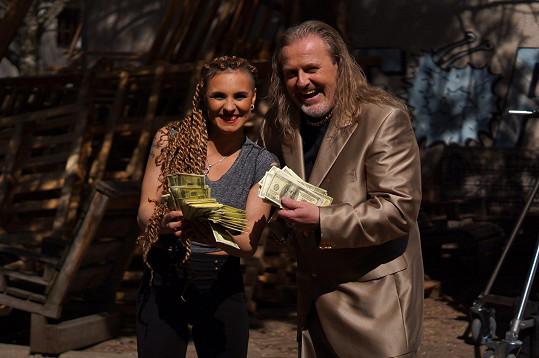 Pepa Vojtek se domluvil na spolupráci při natáčení klipu s Terezou Rays.