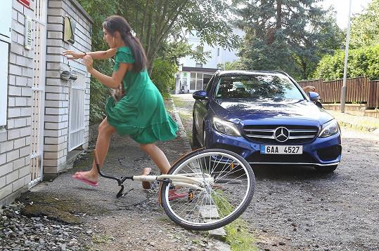 Lucia Siposová utíkala před Jitkou Čvančarovou