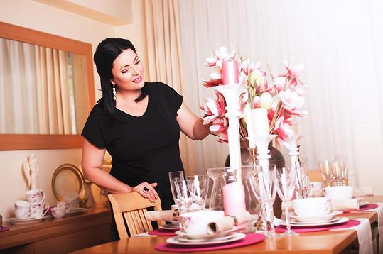 Ivana Christová se pochlubila svým bratislavským bytem.