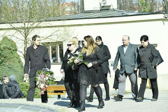 Rodina Aťky Janouškové