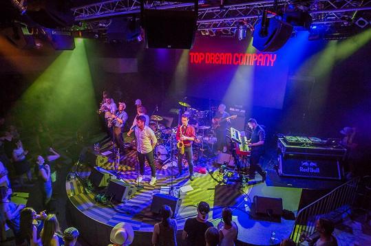 Top Dream Company oslaví 27. září vpražském Lucerna Music Baru už 14 let svého působení na scéně a chystá spoustu překvapení.