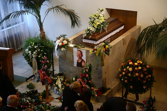 Poslední rozloučení s Jaroslavem Šmídem