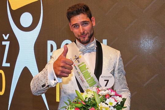 Jiří Kmoníček loni zvítězil v soutěži Muž roku.