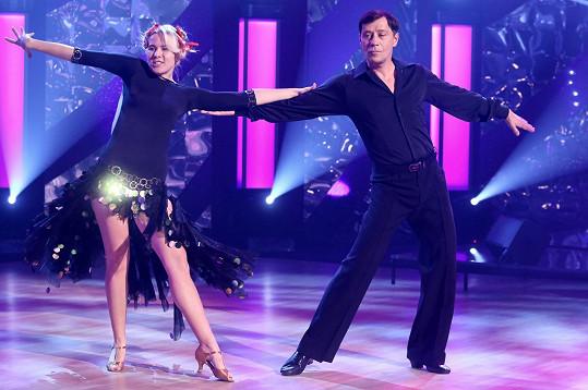 Vítězové čtvrté řady - Pavel Kříž a Alice Stodůlková