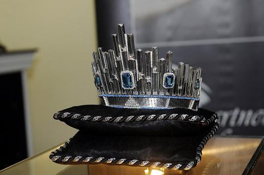 Pro světovou soutěž krásy ji vyrobila česká společnost.