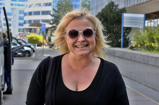 Markéta Mayerová bojuje celý život s váhovými výkyvy.