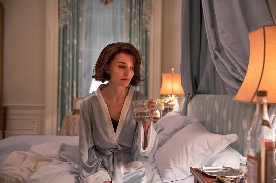 Natalie film Jackie natočila před svým druhým těhotenstvím.