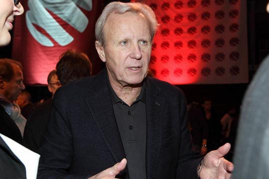 Jaroslav Soukup vzpomíná na natáčení s Ladislavem Potměšilem.