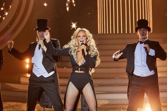 Konvičková jako Beyoncé