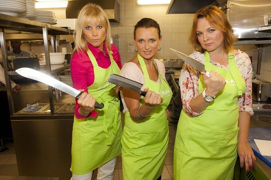 Kamila Špráchalová a Jana Adamcová se řídí radami výživové poradkyně Lady Noskové.
