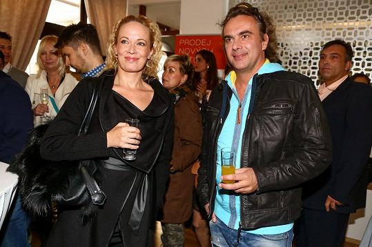 S kolegou Tomášem Matonohou