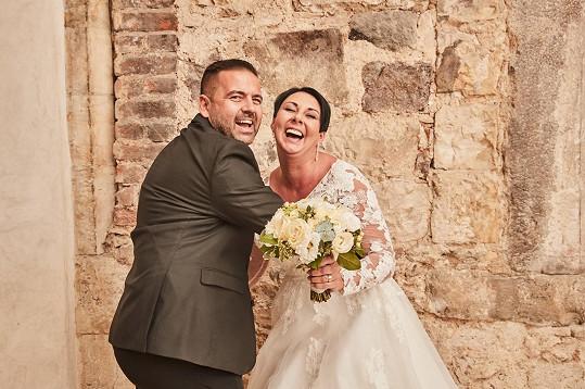 Radek Kašpárek se s manželkou Andreou těší na syna.