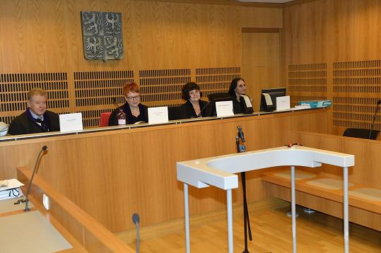 Tomáš Řepka se u soudu opět neobjevil.