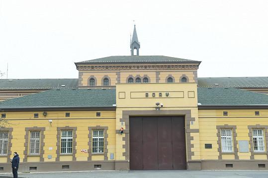 Z Prahy byl převezen do plzeňské věznice, kde si odpykává trest.