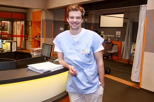 Petr Buchta přijal novou pracovní nabídku.