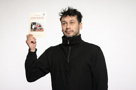 Do projektu Skutečný dárek se zapojil Pavel Liška a další celebrity...