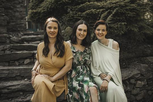 Kristýna, Míša a Lilie o pauze