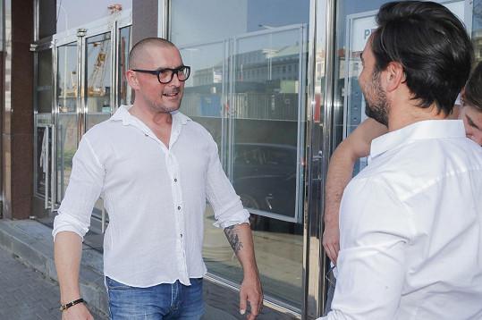 Nemohl ho poznat ani režisér Biser Arichtev.